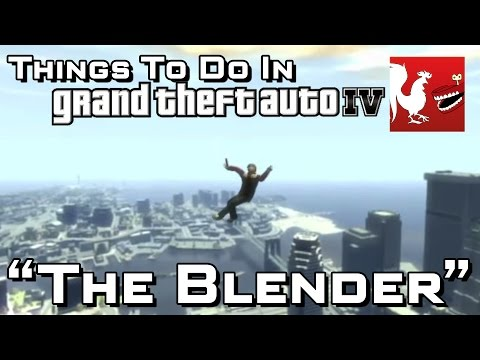 Things to do in: GTA IV - The Blender