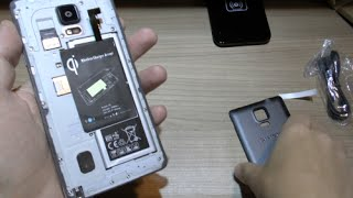 getlinkyoutube.com-Samsung Galaxy Note 4 Wireless Charging