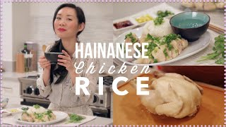 getlinkyoutube.com-How to Make Hainanese Chicken Rice | A Simple Recipe