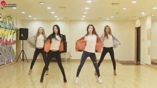 getlinkyoutube.com-Dalshabet (달샤벳) - 너 같은 (Someone like U) Dance Practice (Mirrored)