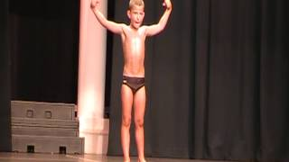 getlinkyoutube.com-Copper Classic 2012.bodybuilding kids fitness Connor Daw 7 years old