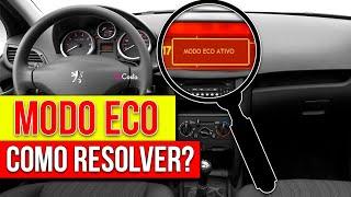 getlinkyoutube.com-Modo Eco Peugeot 206 - Como desativar?