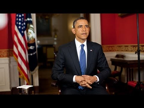 Weekly Address: President Obama on the Budget Compromise to Avoid a Government Shutdown