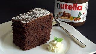 getlinkyoutube.com-Nutella Kuchen