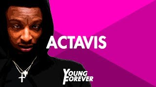 "getlinkyoutube.com-[FREE] 21 Savage Type Beat 2016 - ""Actavis"" 