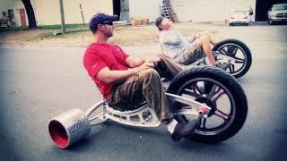 getlinkyoutube.com-Monster BIG WHEEL extreme trike racing