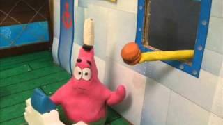 getlinkyoutube.com-Spongebob Squarepants - Patrick's First Day At Work