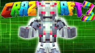 getlinkyoutube.com-Minecraft Crazy Craft 3: Age Of Ultron! (Super Heroes Mod) #92