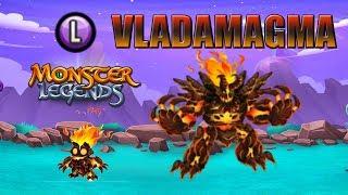 getlinkyoutube.com-Monster Legends - Como conseguir a Vadamagma - Legendario
