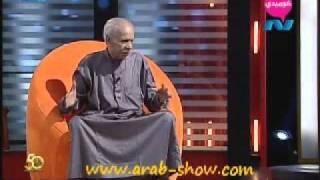 getlinkyoutube.com-تقليد احمد فؤاد نجم و لقاء معه   عزب شو   الجزء 1