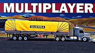 getlinkyoutube.com-Grand Truck Simulator Multiplayer - Carga Verdureira + Pneus
