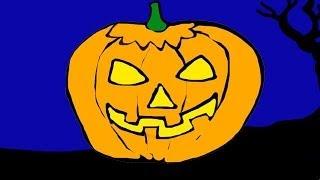 Halloween Night (Children's Halloween Song)