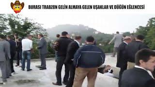 getlinkyoutube.com-Burası Trabzon Gelin Almaya Gelen Uşaklar Silahlarla Kutlama Yaparsa