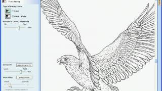 getlinkyoutube.com-VCarve Pro - Image Tracing / Vectorization