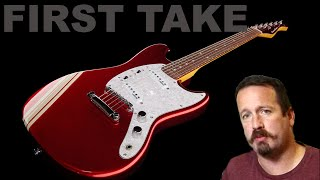 getlinkyoutube.com-First Take - Harley Benton MS-60 CA Competition Mustang Clone