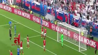 Wales vs Slovakia 2 1   All Goals 11 06 2016   Extended Highlights