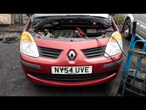 Контрактный двигатель Renault (Рено) 1.4 K4J 770   Где ?   Тест мотора