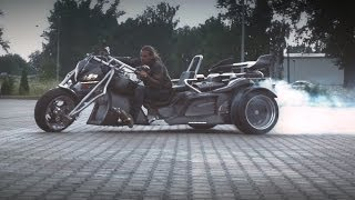 getlinkyoutube.com-Kaszpir Trike V8 Construction HD