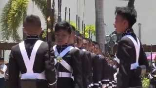 getlinkyoutube.com-Philippine Military Academy Cadets Conduct Silent Drill