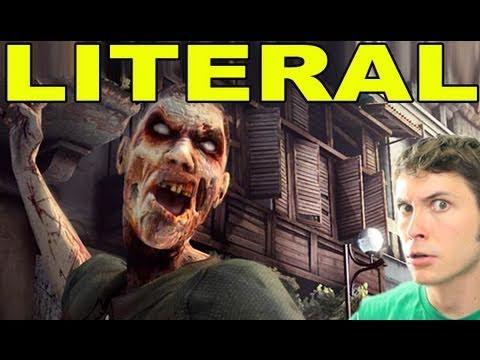 Dead Island LITERAL Trailer (soon!)