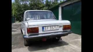 getlinkyoutube.com-Fiat 125p Mała przemiana