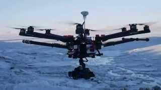 getlinkyoutube.com-Drones ALASKA (헬리캠)