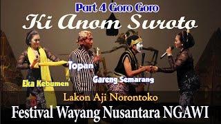 Wayang Kulit Goro Goro Gareng Semarang Topan Eka Kebumen Ngakak Habis  Anom Suroto Ngawi 2016 4/5