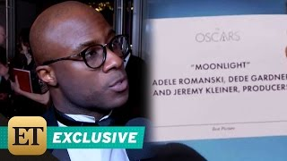 EXCLUSIVE: 'Moonlight' Director Barry Jenkins Opens Up About 'Bittersweet' Oscar Win