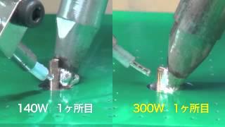 【HAKKO FU-500/FU-601】超高出力300Wが幅広い自動化を実現