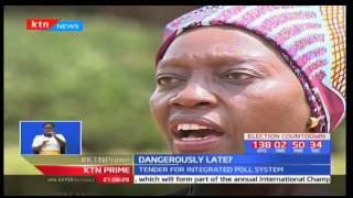 KTN Prime Full buletin: Uhuru blames Raila for 2007 violence - 22/3/2017 [Part 1]