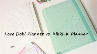 getlinkyoutube.com-Love Doki vs. Kikki-K Planners