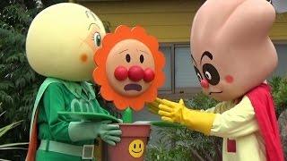 getlinkyoutube.com-【アンパンマン】キャラクタショー動画 | Anpanman Show