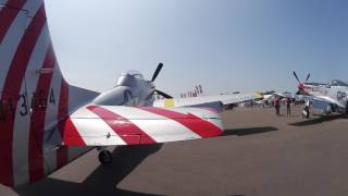 What It's Like to Own a P 51 Mustang
