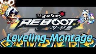 getlinkyoutube.com-Maplestory Reboot Leveling Montage