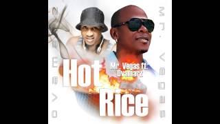Mr. Vegas - Hot Rice (ft. Ovamarz)