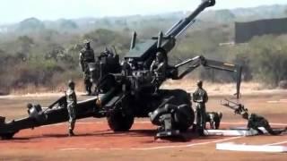 getlinkyoutube.com-Bofors Gun used in Kargil War Display by Indian Army | Military Parade