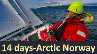 getlinkyoutube.com-Sailing adventure Arctic Norway 2015 expedition