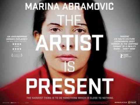 Dogwoof DVD Shop Documentary Films · Marina Abramovic The Artist is Present DVD offer