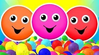 getlinkyoutube.com-Color Songs Collection Vol. 2 | Learn Colors, Teach Colours, Baby Toddler Preschool Nursery Rhymes