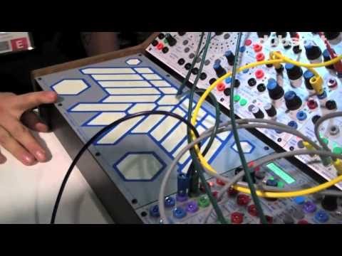 Dubspot @ NAMM 2012: Moog, Buchla, Teenage Engineering, Keith McMillen, Akai +