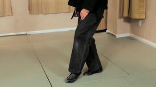 How to Walk Silently | Ninjutsu Lessons