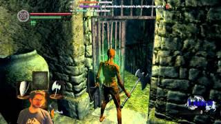 getlinkyoutube.com-Dark Souls Cheese All Bosses run (Part 1)