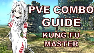 getlinkyoutube.com-Blade and Soul Guide - Kung Fu Master PvE Combos