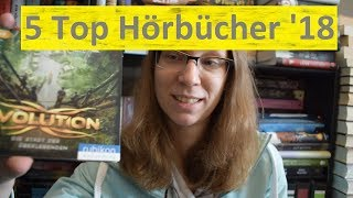 5 Top Hörbücher 2018! Young Afult, New Adult, Fantasy...