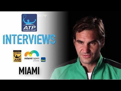 Federer Chalks Up Another Win Miami 2017