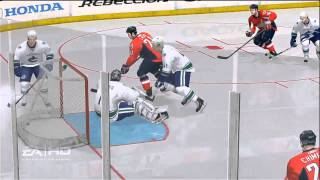 getlinkyoutube.com-NHL 11 Stanley Cup Final Game 7 Highlights (Canucks vs Capitals) HD
