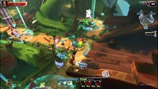getlinkyoutube.com-Huntress Uber Sphere  Elemental Chaos Dungegon Defender 2