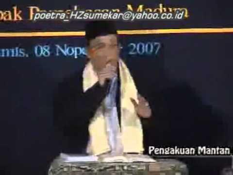 1 Mantan pendeta M yahya Waloni