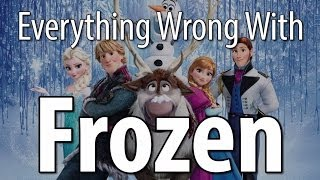 getlinkyoutube.com-Everything Wrong With Frozen In 10 Minutes Or Less