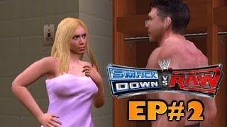 getlinkyoutube.com-WWE Smackdown! vs RAW: Season Mode - EP.2 - Boner
